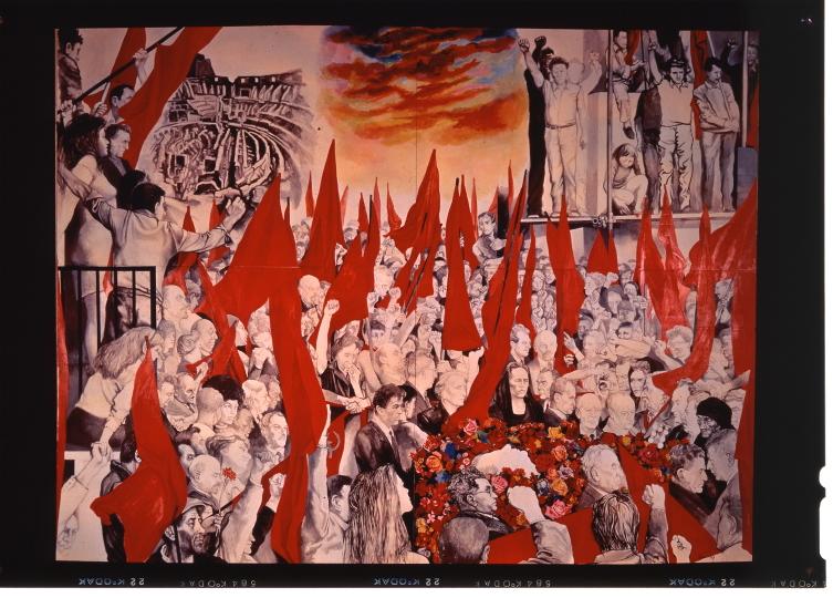 Francois Illas New Tradition: ITALICS, ITALIAN ART BETWEEN TRADITION AND REVOLUTION