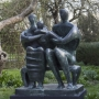 Henry Moore, Family Group, 1948-49