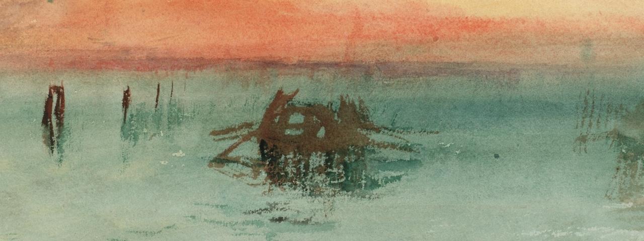 Turner Peintures Et Aquarelles Collections De La Tate Musee Jacquemart Andre Paris