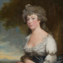 Gilbert Stuart, Portrait de Mrs James Arden,vers 1794 © Mba – Bx E 1291