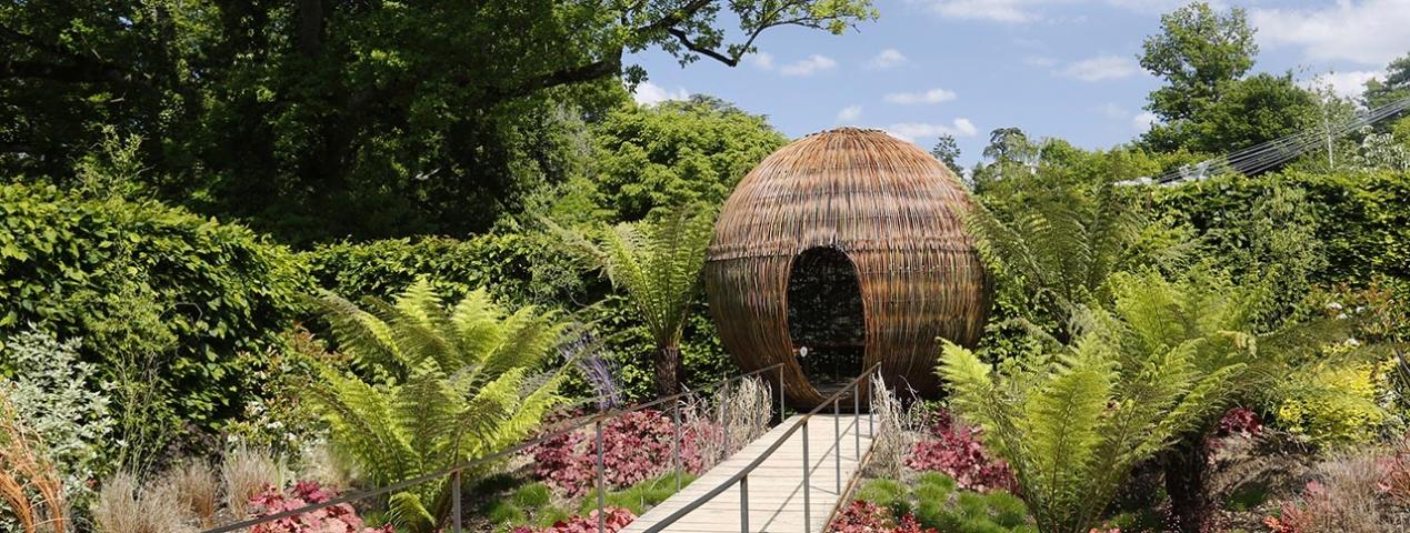 22e festival international des jardins domaine de - Festival international des jardins de chaumont ...