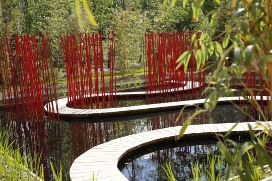 22e festival international des jardins domaine de chaumont sur loire - Festival international des jardins ...