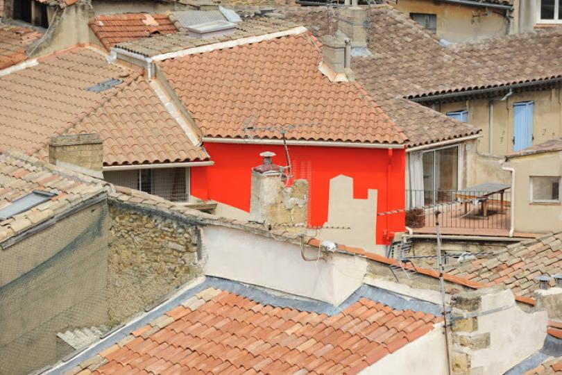 Marseille provence 2013 felice varini double disque - Marseille salon de provence ...