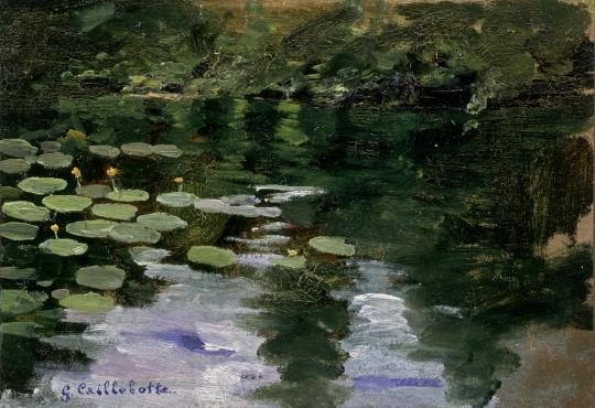 Caillebotte yerres au temps de l 39 impressionnisme for Entretien jardin yerres